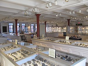 Harvard Mineralogical Museum - Harvard Mineralogical Museum