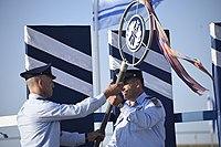 Hatzerim Airbase change of command ceremony, August 2018 (77256).jpg