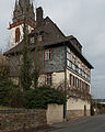 Hauptstraße 50, Erbach im Rheingau, West view 20150123 4.jpg