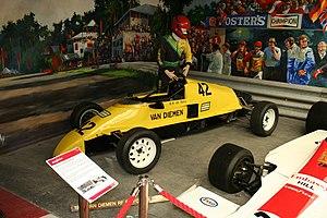 Van Diemen - Van Diemen RF84 Formula Ford