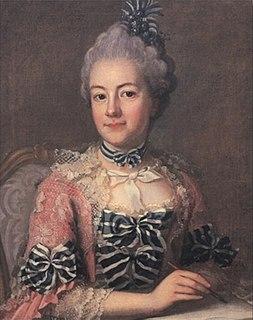 Hedvig Charlotta Nordenflycht Swedish poet