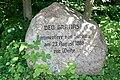 Heiligendamm Herz-Jesu-Kapelle Gedenkstein Hermann von Suckow.jpg