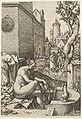 Heinrich Aldegrever - Suzana ao Banho Surpreendida pelos Velhos.jpg