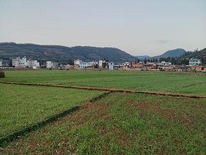 Xundian Hui and Yi Autonomous County - Image: Hekouxiang.Nov.13.3