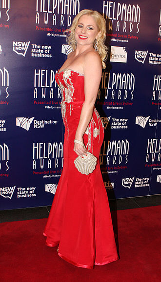 Helen Dallimore - Helen Dallimore in 2015