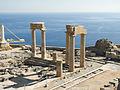 Hellenistic stoa (Lindos) 01.jpg