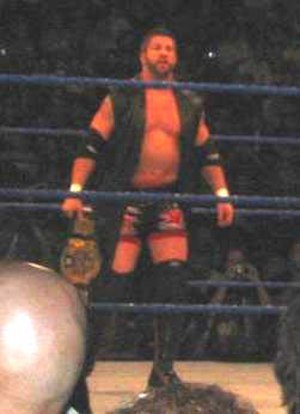 No Way Out (2007) - Gregory Helms as Cruiserweight Champion heading into the event