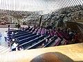 Helsinki - Rock Church in Helsinki - Interior view - Temppeliaukion kirkossa Helsingissä - Sisäkuva - panoramio.jpg