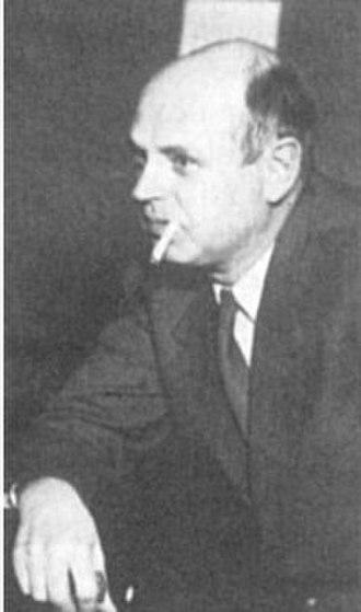 Poul Henningsen - Poul Henningsen (ca. 1937 )