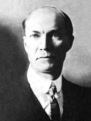 Henry D. Ross - Henry Ross, circa 1913