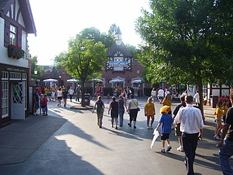 Hersheypark - The Front Gates