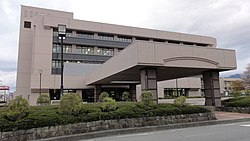 Higashine City Hall