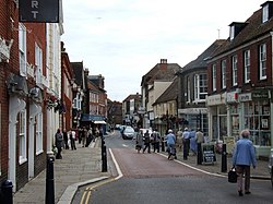 High Street, Hythe - geograph.org.uk - 1413276.jpg