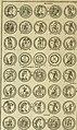 Historia Byzantina duplici commentario illustrata - prior, Familias ac stemmata imperatorum constantinopolianorum, cum eorundem augustorum nomismatibus, and aliquot iconibus - praeterea familias (14581276207).jpg