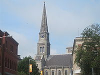 Historic Church of Christ in New London, CT
