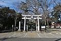 Hitokotonushi-jinja (Joso, Ibaraki) keidai.jpg