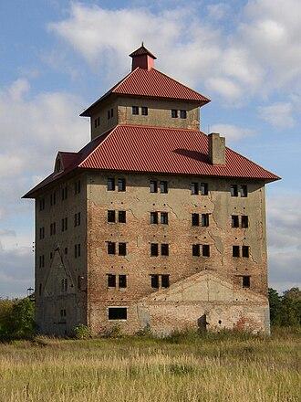 Panketal - Image: Hobrechtsfelde granary