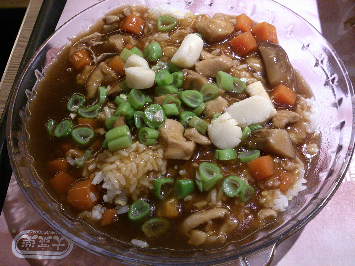 Rice Fast Food