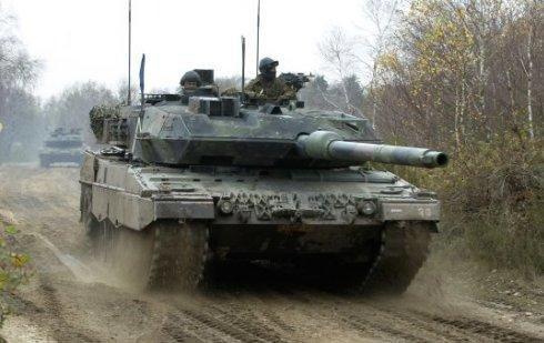 Holland Leopard 2A6