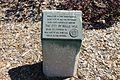 Holloway Park dedication plaque, Belle Isle.jpg