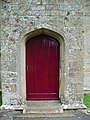 Holy Trinity Church, Carwath, Rosley, Doorway - geograph.org.uk - 572751.jpg