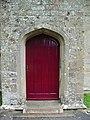 Holy Trinity Church, Carwath, Rosley, Doorway - geograph.org.uk - 572751.jpg