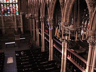 St. Ann & the Holy Trinity Church - Interior