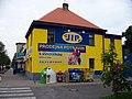 Horní Počernice, Náchodská 174, prodejna potravin JIP.jpg