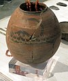 Pot, excavated from Burzahom