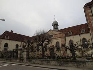 Louhans - Hôtel-Dieu of Louhans