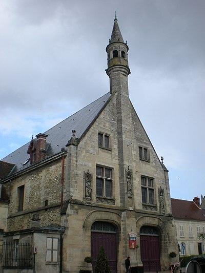 Hôtel de ville de Clermont (Oise)