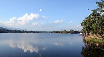 Huai Tueng Thao Chiang Mai lake