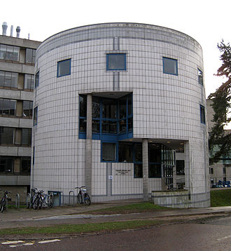 Climatic Research Unit documents - The Hubert Lamb Building, University of East Anglia, where the Climatic Research Unit is based