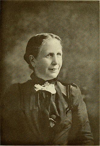 Jennie Faulding Taylor - Mrs. Jennie Taylor.