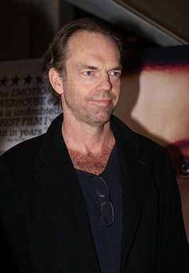 Hugo Weaving in 2011