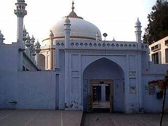 Dipalpur - The shrine of Hujra Shah