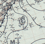 Hurricane Four surface analysis 12 September 1937.png