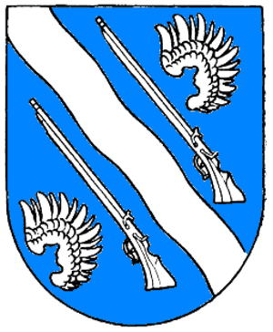 Huskvarna - Image: Huskvarna City Arms