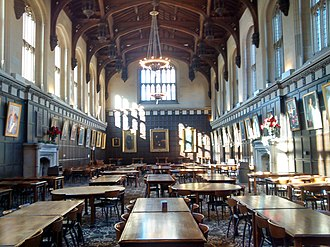University of Chicago - Hutchinson Commons.