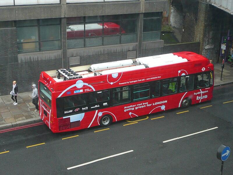 CLondoner92: TfL enters procurement for hydrogen fuel cell buses