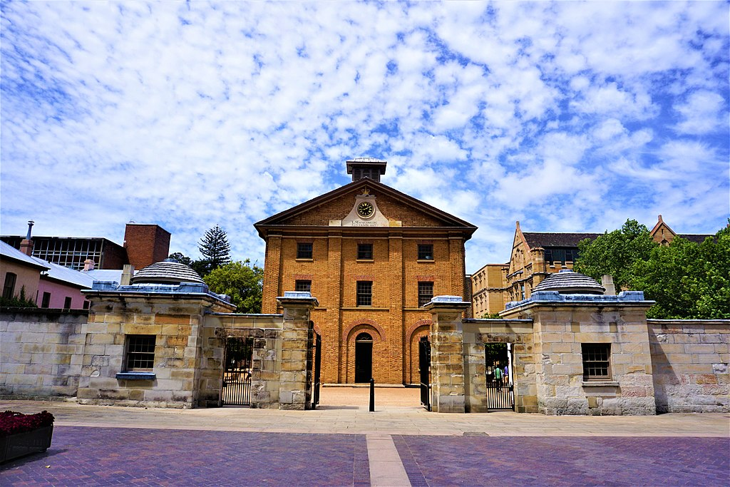 Hyde Park Barracks, Sydney - Joy of Museums