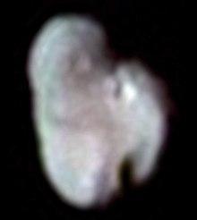 how big is pluto moon hydra