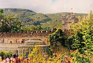 Glenveagh Castle - Glenveagh Castle, Ireland