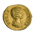 INC-1851-r Ауреус Септимий Север ок. 200-201 гг. (реверс).png