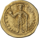 INC-3060-r Номисма тетартерон.  Исаак I Комнин.  Ок.  1057—1059 гг.  (реверс) .png