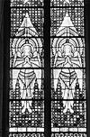 interieur, gebrandschilderd raam - meerssen - 20274888 - rce