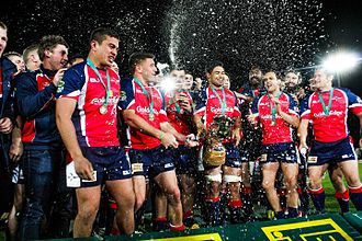 Mitre 10 Cup - Tasman gaining promotion in 2013.