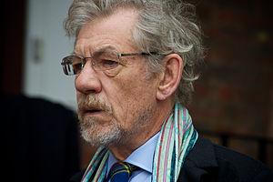 McKellen in 2010