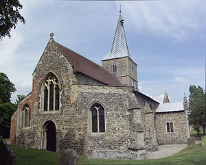 Ickleton - Image: Ickleton, St Mary Magdalene geograph.org.uk 2962