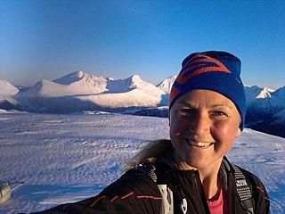 Ida Nilsson Swedish long distance runner